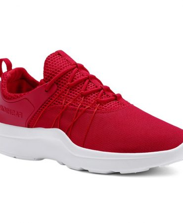 Mesh Breathable Athletic Shoes for Mens