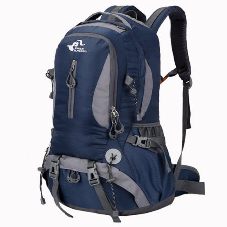 Traveling Breathable Multi Pockets Large Capacity Hiking Waterproof Backpack