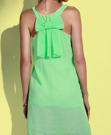 Fashion Casual Solid Summer Sleeveless Mini Dress