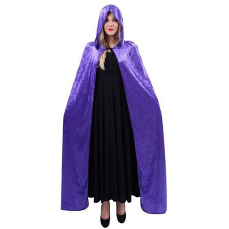 Hoodie Trendy Party Witch Costume