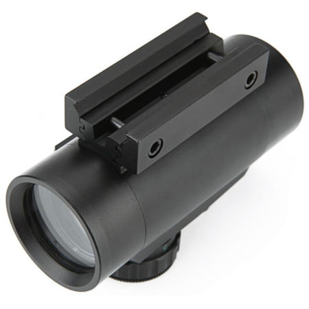 High Precision Monocular Hunting Telescope