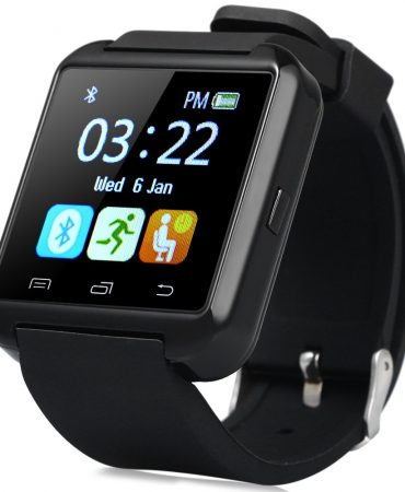 Bluetooth Multi Language Unisex Pedometer Smart Watch