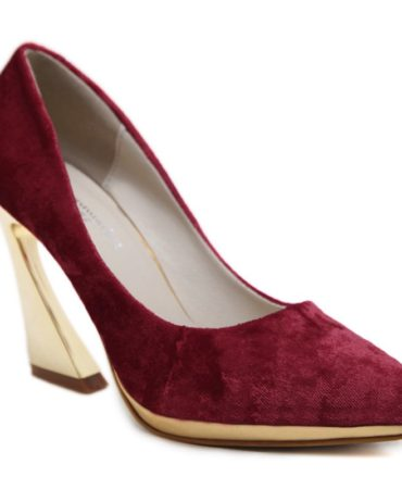 Suede Casual Spring Summer Trendy Fashion Womens Pumps