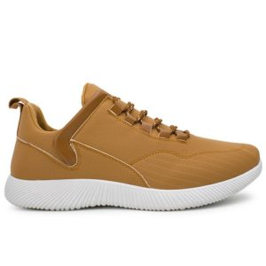 Breathable Fashionable Lace Up Winter Mens Sneakers