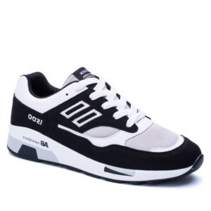 Fall Spring Lace Up Mesh Running Shoes for Men
