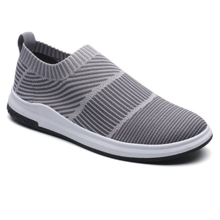 Fall Spring Knited Mesh Casual Shoes for Men
