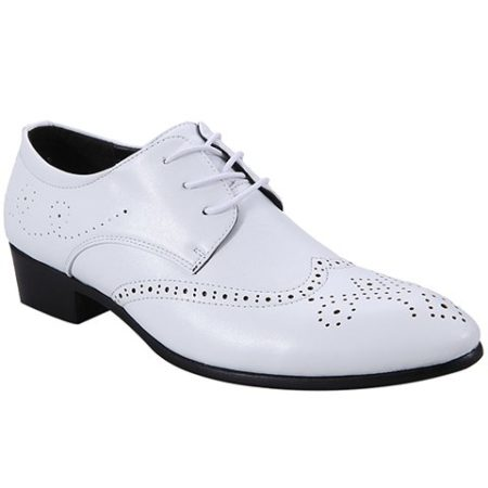 Male Dress Shoes With Lace-Up Spring Summer and Trendy Design