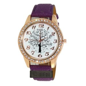 Fashion Quartz Waterproof Womens Wristwatch