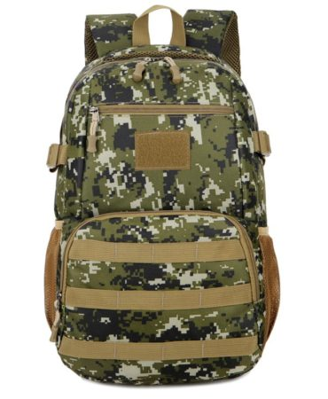 Outdoor Waterproof Sports Camouflage Backpack