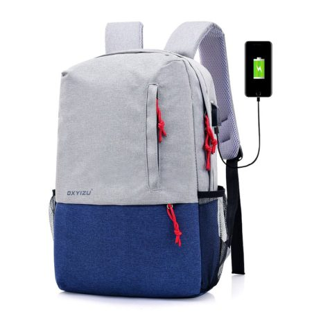 Trendy Waterproof School Backpack for Mens