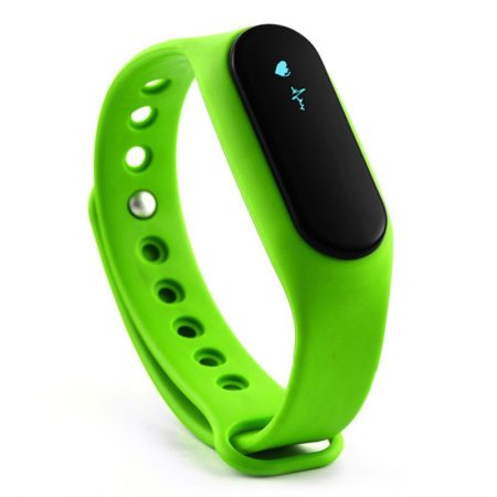 Heart Rate Monitor Pedometer Bluetooth Calorie Smart Watch