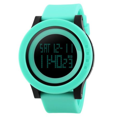 Rubber Band Digital Sports Watch