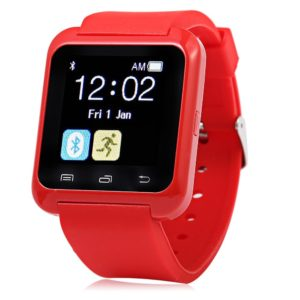 Pedometer Camera Music Bluetooth Smart Watch
