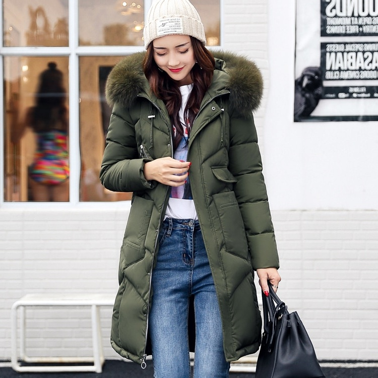 2019 Long Parkas Womens Winter Coat Cheapsalemarket