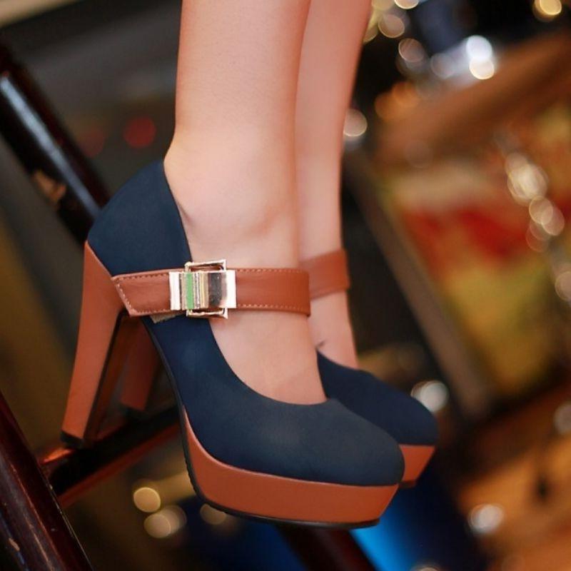 Fashion Elegant High Heels Womens