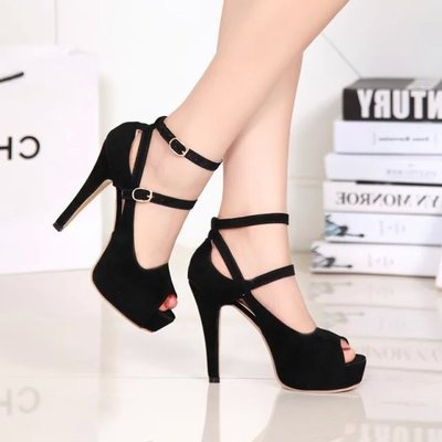 2ff1ee294 Party Thin High Heels Platform Sexy Womens Shoes
