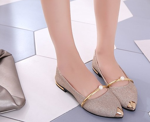 Fashion Elegant Casual Party Womens Flat Shoes
