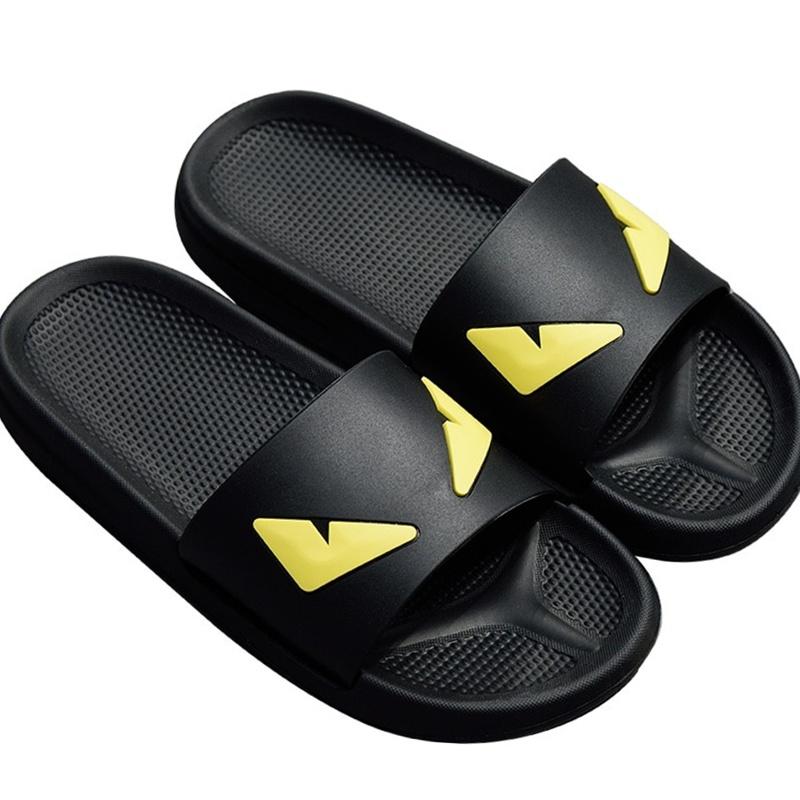 Summer Beach Cartoon Mens Sandals Slippers