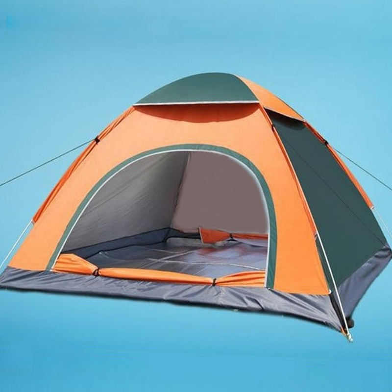 Waterproof Automatic Opening Beach Camping Hiking Tent ...
