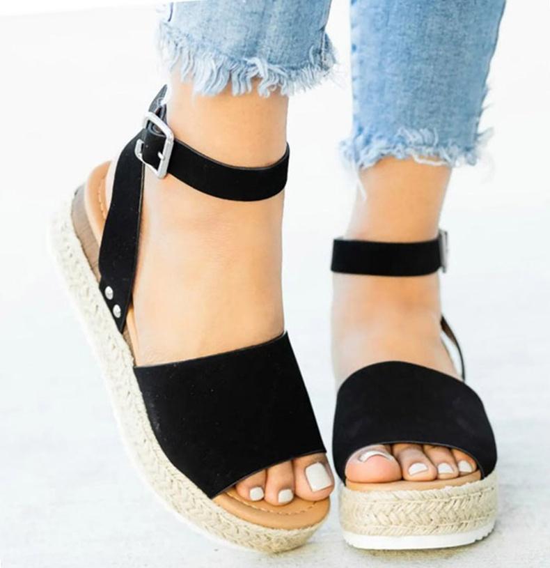 Summer High Heels Platform Women Wedges